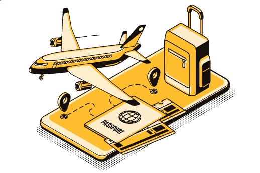 Student Travel ST Thumbnail Airfares