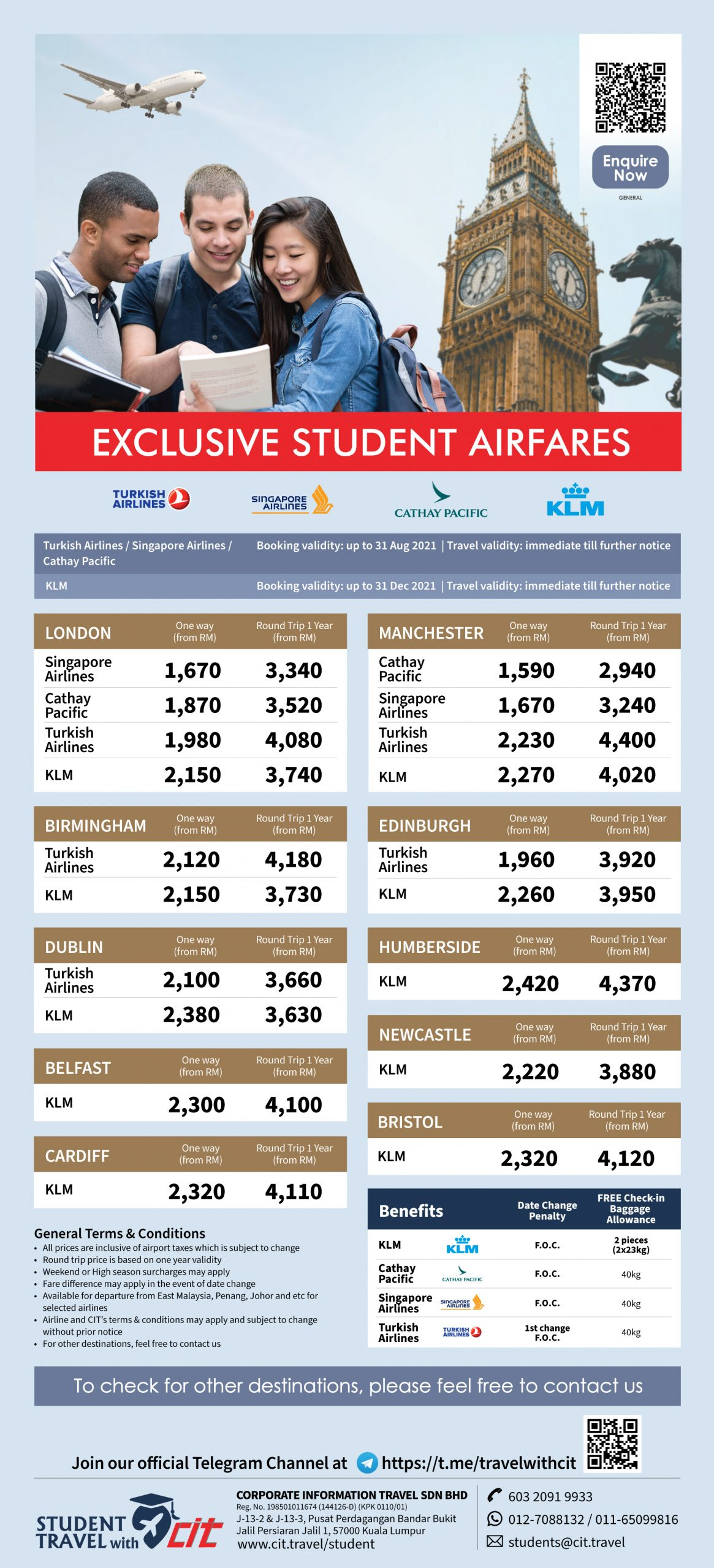 Student Airfares StudentAirFares 17.3.2021 Roundtrip 2 1 scaled