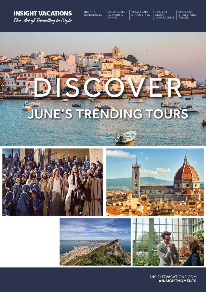 Insight Vacations IV JUNES TRENDING
