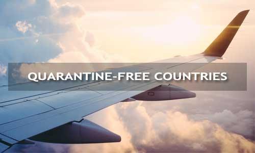 QUARANTINE FREE BTN